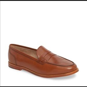 JCREW LEATHER LOAFERS
